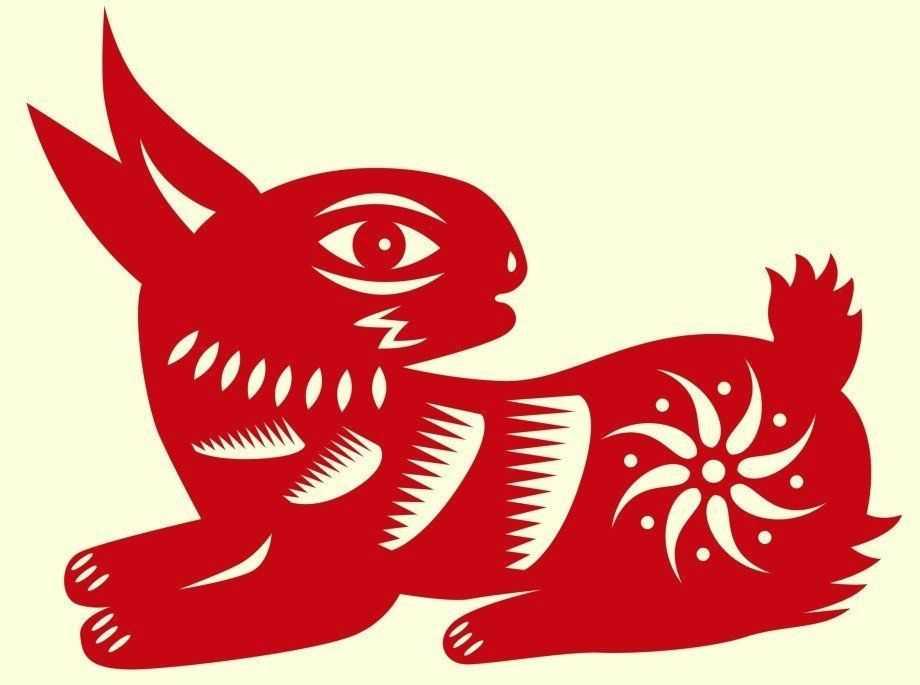 кролик знак зодиака картинка основного